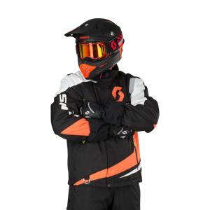 Scott Takki SCOTT TeamR Musta-Oranssi