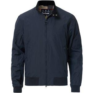Barbour Royston Casual Harrington Jacket Navy