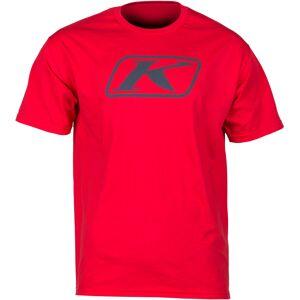 Klim Icon T-paitaPunainen