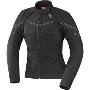 IXS Eileen Tekstiili takit  - Musta - Size: 2XL