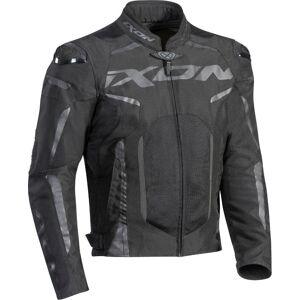 Ixon Gyre Moottoripyörä tekstiili takkiMusta