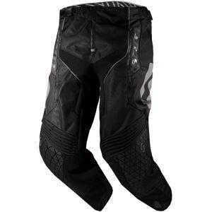 Scott Enduro Motocross housut  - Musta Harmaa - Size: 30