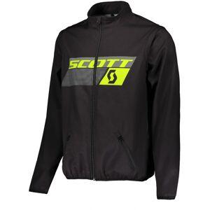 Scott Enduro Motocross takki  - Musta Keltainen - Size: M