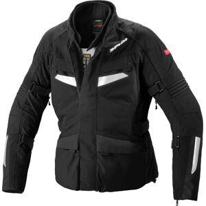 Spidi Alpentrophy H2Out Moottoripyörä tekstiili takkiMusta