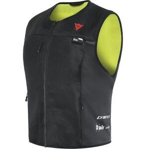 Dainese Smart D-Air® Airbag Liivi  - Musta Keltainen - Size: XS