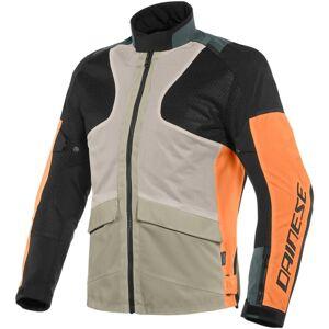 Dainese Air Tourer Moottori pyörä tekstiili takkiMusta Oranssi