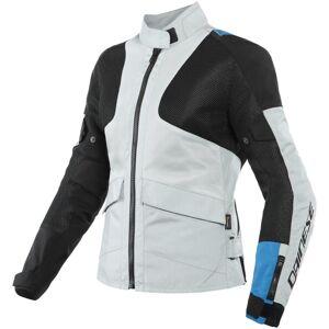 Dainese Air Tourer Naisten moottori pyörä tekstiili takkiMusta Harmaa Sininen