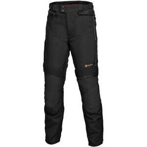 IXS Tour Classic Gore-Tex Motorcycle Textile Pants Moottoripyörä Tekstiili Housut  - Musta - Size: L