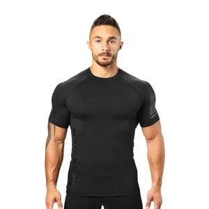 Better Bodies Performance PWR Tee, black, Better Bodies