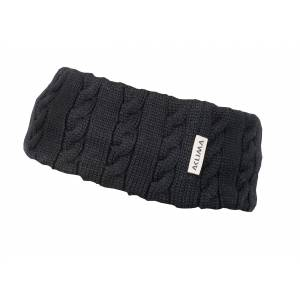 Aclima Knitted Headband Jet Black