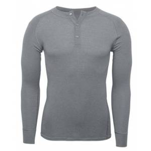 Brynje Classic Wool bestefarstrøye Grey