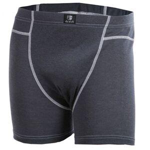 Janus Design Wool herre Boxer grå