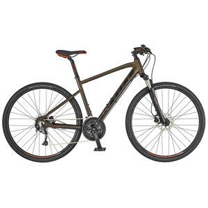 Scott Sub Cross 30 Herre Hybridsykkel 2019 Bronse M 2019