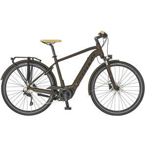 Scott Sub Tour eRide 10 Herre El-sykkel 2019 Bronse M 2019