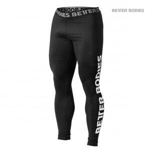 Better Bodies Mens Logo Tights M Black