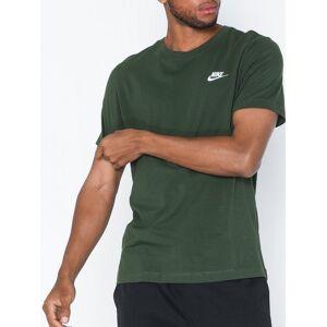 Nike Sportswear M Nsw Club Tee T-skjorter og singleter Jade