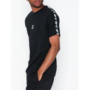 Puma Puma Xtg Tee T-skjorter og singleter Black