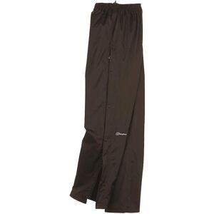 Berghaus Deluge Overtrousers Regular Leg - Black Xx-large