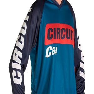 Circuit Marea MX Jersey blå-rød