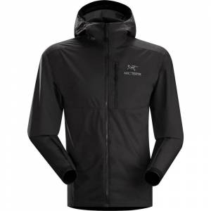 Arc'teryx Squamish Hoody Men's Sort