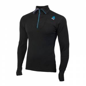 Aclima Doublewool Polo With Zip Man Sort