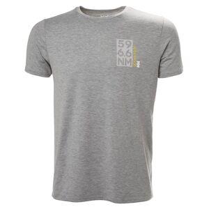 Helly Hansen HP Shore T-shirt Grå