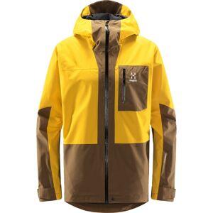 Haglöfs Lumi Jacket Men Gul