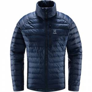 Haglöfs Spire Mimic Jacket Men Blå