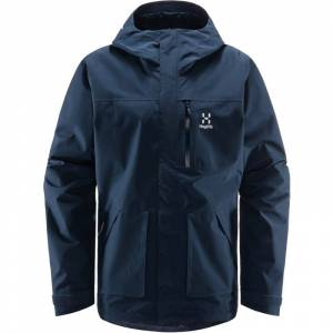 Haglöfs Vide Gore-Tex Jacket Men Blå