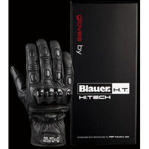 Blauer Hiroshi Motorsykkel hansker svart Svart XS