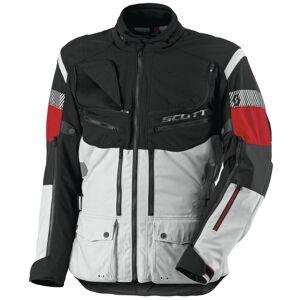 Scott All Terrain Pro DP Motorsykkel tekstil jakke Grå Rød L