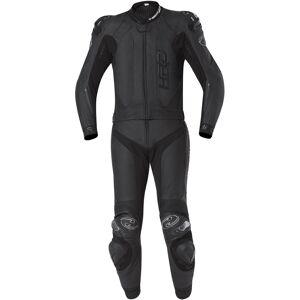 Held Yagusa Two Piece Motorcycle Leather Suit To stykke Motorsykkel... Svart 29