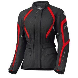 Held Shane Ladies tekstil jakke Svart Rød S