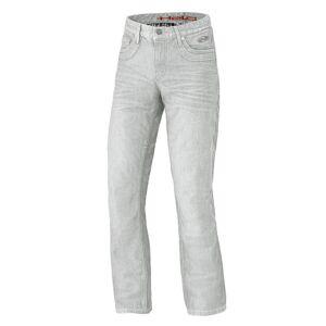 Held Hoover Stretch Motorsykkel Jeans bukser Grå 29