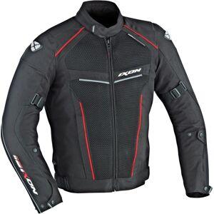 Ixon Stratus HP Tekstil jakke Svart Rød XL