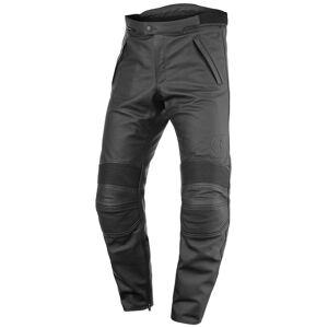 Scott Track Motorsykkel skinn bukser Svart 3XL