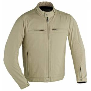 Ixon Harlem Tekstil jakke Beige 46