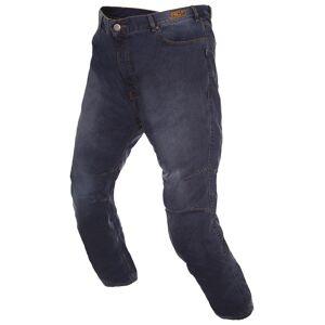 Bering Elton King Motorsykkel jeans bukser Blå 4XL