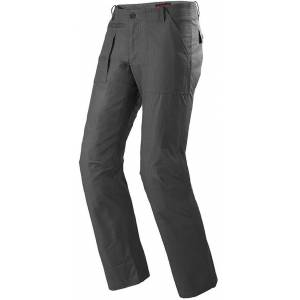 Spidi Fatigue Motorsykkel tekstil bukser Svart Grå 32