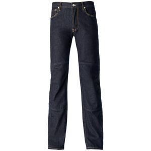 Blauer Kevin Dark Blue Motorsykkel jeans Blå 30
