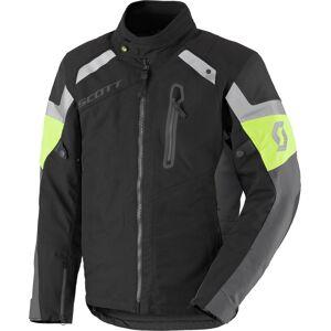 Scott Definit Pro DP Tekstil jakke Svart Gul L