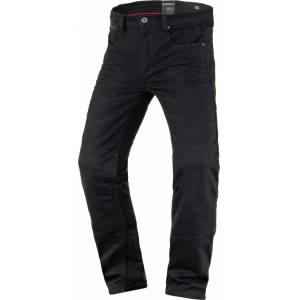 Scott Denim Strekk motorsykkel Jeans Svart 2XL