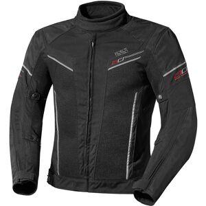 IXS Ashton Tekstil jakke Svart S