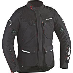 Ixon Crosstour HP Motorsykkel tekstil jakke Svart M