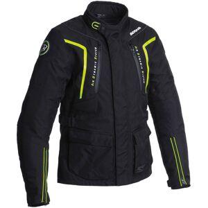 Bering Ralf Tekstil jakke Svart Gul M