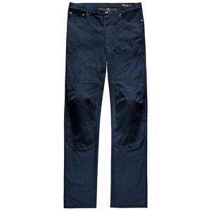 Blauer Kevin 5 Pocket Canvas Bukser Blå 36
