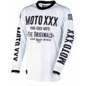 Oneal O´Neal Moto XXX Vented Jersey Hvit M