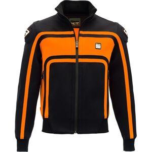 Blauer Easy Rider Jakke Svart Oransje 3XL