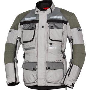 IXS X-Tour LT Montevideo-Air Motorsykkel tekstil jakke Grå L