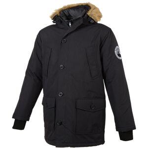 Booster City Tech Motorsykkel tekstil jakke Svart 2XL